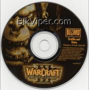 Warcraft 3 Beta CD