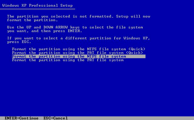 windows xp professional setup product key