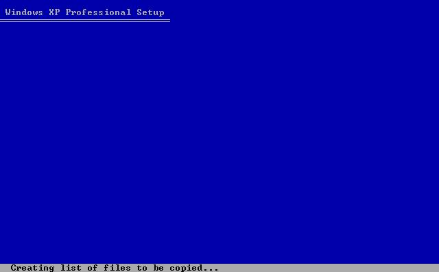 12) Creating File List: (Image 1.12)