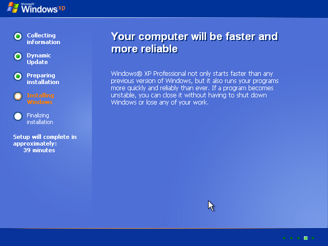 18) Faster and more reliable: (Image 2.3)