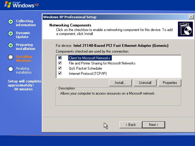 26) Custom settings: (Image 3.2)