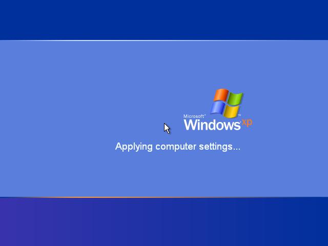 35) Applying computer settings: (Image 4.5)