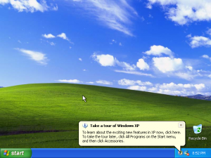 37) Windows XP tour: (Image 5.1)