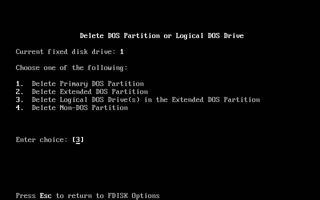 FDISK Usage Guide Image 1.5