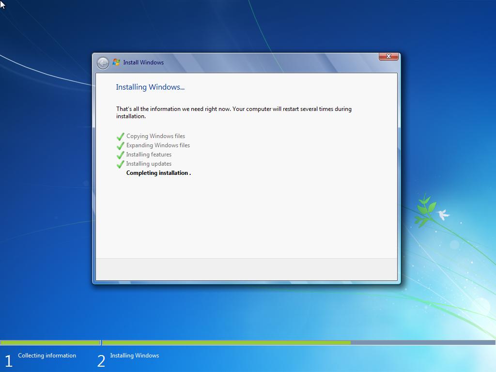 Obtaining the Windows Installer Redistributable