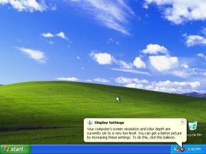 29) Display Settings Pop-up: (Image 3.5)